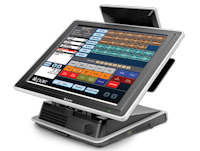 Hospitality Touch Screen POS Systems